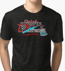 Dalek Diner 1 Tri-blend T-Shirt