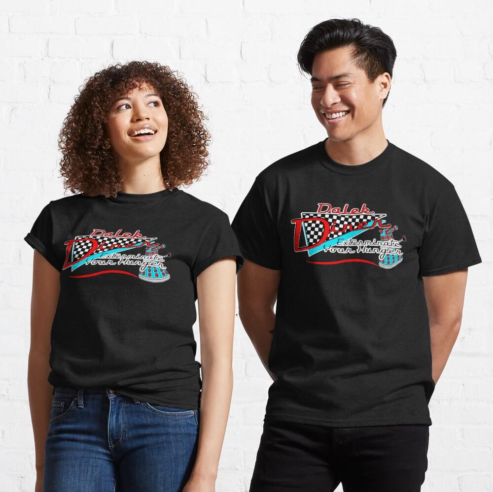 Dalek Diner 1 Classic T-Shirt