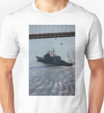 USS Mobile Bay (CG 53), Ticonderoga class guided-missile cruiser T-Shirt