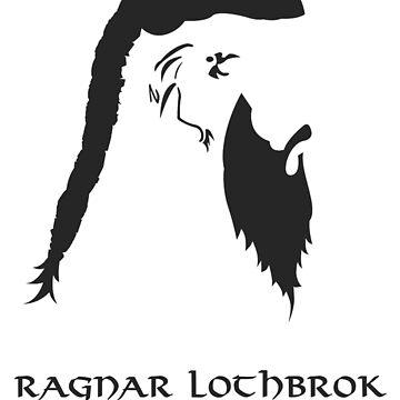 ragnar lothbrok by bojassem