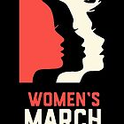 Women's March on Washington 2017 Official by JamesMattew