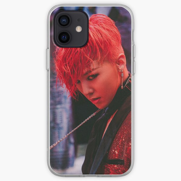 G-dragon iPhone Soft Case