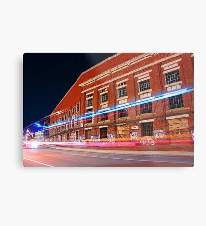 Old Fremantle Woolstores Building  Metal Print