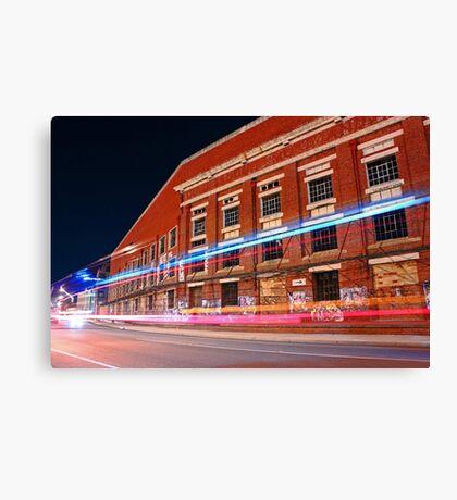 Old Fremantle Woolstores Building  Canvas Print