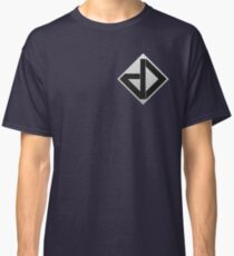 Datadyne (Small Logo) Classic T-Shirt