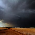 Wheatbelt Thunderstorm by EOS20
