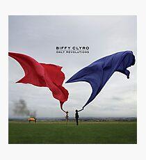 Biffy Clyro - Only Revolutions Photographic Print