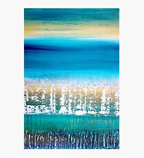 Summer by the Sea Photographic Print