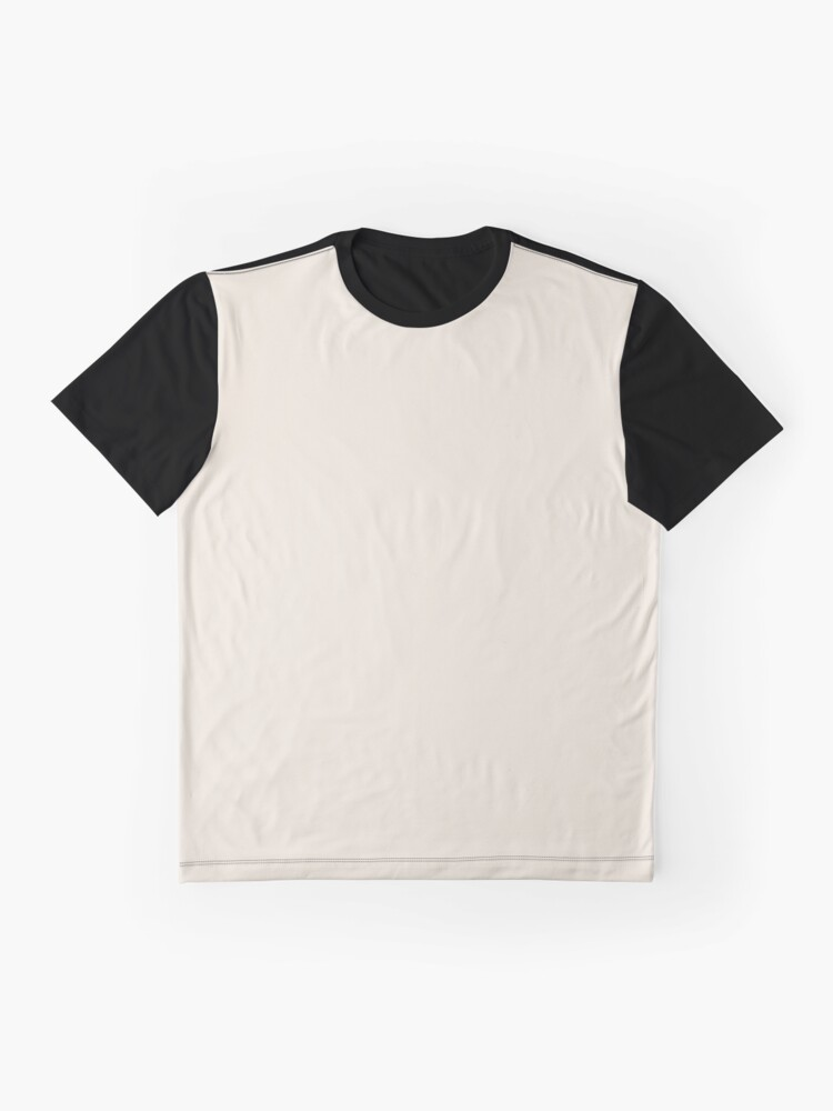 Alternate view of Antique Rose Graphic T-Shirt