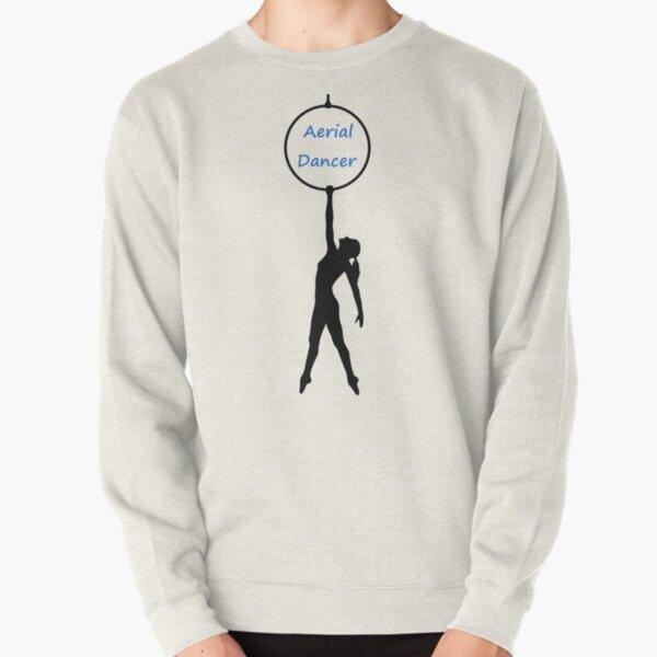 Aerial Dancer Pullover Sweatshirt