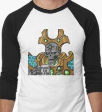 purge the flesh Men's Baseball ¾ T-Shirt