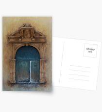Internal Door Cartes postales