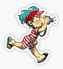 Summer Rohan Sticker