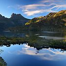 Cradle Mountain Sunrise by S T