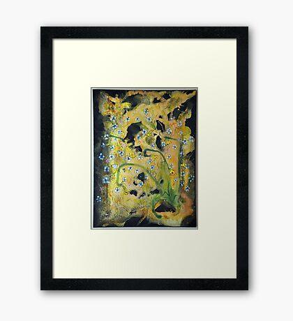 A Kiss of Summer * Framed Print