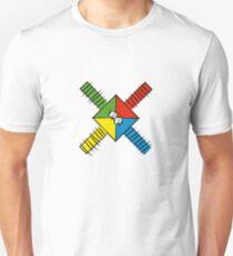 Parchis Camiseta unisex