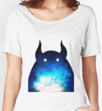 Galaxy Monster Women's Relaxed Fit T-Shirt
