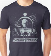 starship invasions Unisex T-Shirt