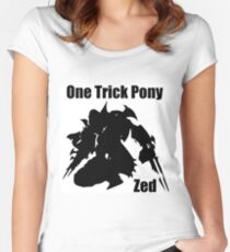 OTP Zed Women's Fitted Scoop T-Shirt