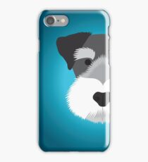 Miniature Schnauzer iPhone Case/Skin