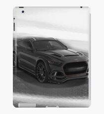 Ford Mustang SUV by Artrace. iPad Case/Skin
