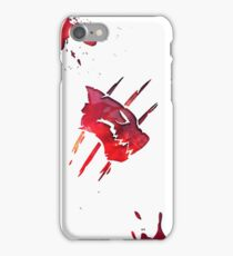 Fight for the White Fang! iPhone Case/Skin