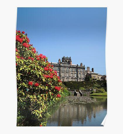 Biddulph Gardens Poster