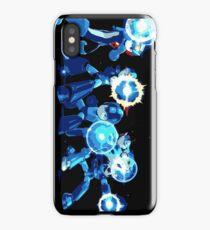 Mega-Man Generations iPhone Case/Skin