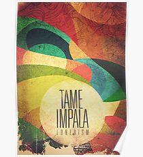 Tame Impala Lonerism Poster