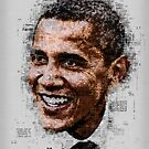 Obama by creativelolo