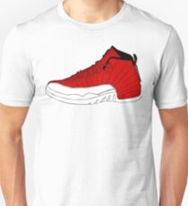 J12 Gym Red Unisex T-Shirt