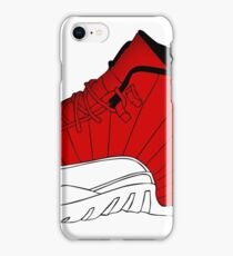 J12 Gym Red iPhone Case/Skin