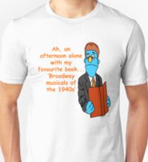 Avenue Q Rod Broadway Musicals of the 1940s Unisex T-Shirt