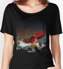 Gentle Giant - Octopus Women's Relaxed Fit T-Shirt