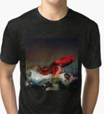 Gentle Giant - Octopus Tri-blend T-Shirt