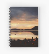 Balaton Spiral Notebook