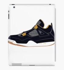 J4 Dunk from Above iPad Case/Skin
