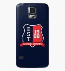 Eastern Suburbs Rugby League: Established Shield Case/Skin for Samsung Galaxy