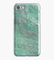 Real Marble - Mossy Woods Green Marble iPhone Case/Skin