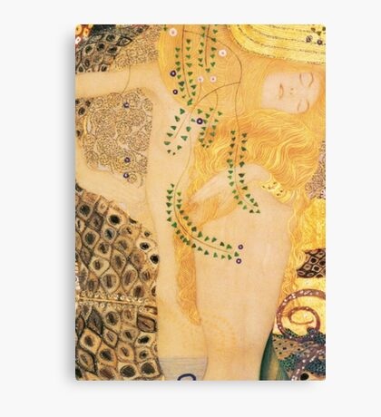 Gustav Klimt Canvas Print
