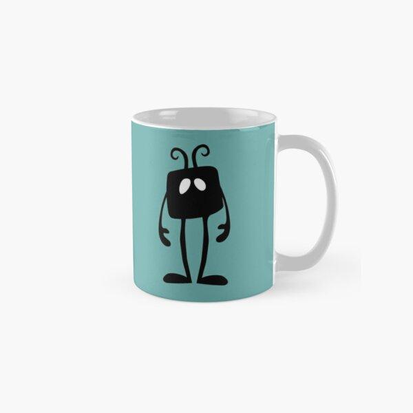 BadaBada - W is for wait Classic Mug