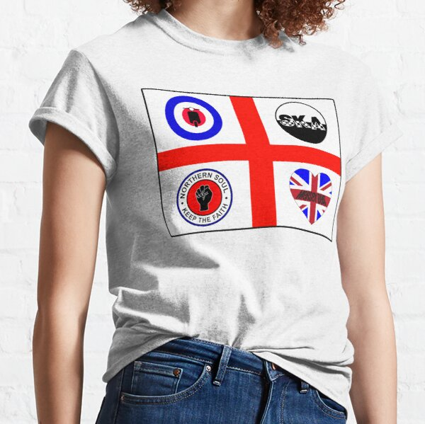 Brit music (60s and 70s) Classic T-Shirt