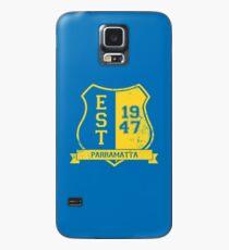Parramatta Rugby League: Established Shield Case/Skin for Samsung Galaxy