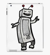 cartoon robot iPad Case/Skin