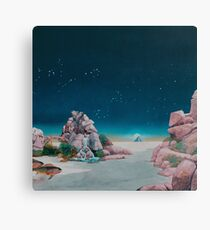 Yes - Tales from Topographic Oceans Canvas Print