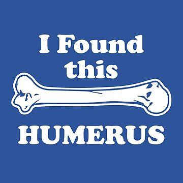 I found this Humerus by champion-13
