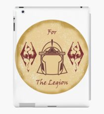For the Legion - Imperials iPad Case/Skin