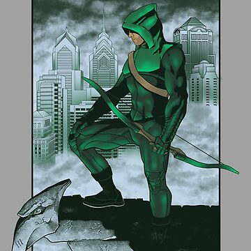 The Emerald Archer by nickoverman