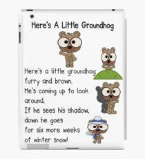 Groundhog Day In Canada iPad Case/Skin