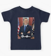 OBAMA, Barack Obama, 44th, President of the United States Kids Clothes